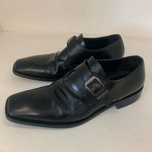 Versace Classic Mens V2 Dress Shoes Size 43.5
